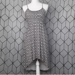 MERONA Grey Diamond High-low Dress M